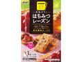 アサヒ バランスアップ 玄米ブラン はちみつレーズン 袋3枚×5