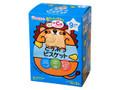 和光堂 赤ちゃんのおやつ+Ca どうぶつビスケット 箱34.5g