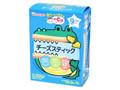 和光堂 赤ちゃんのおやつ+Ca チーズスティック 箱3本×7