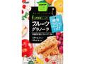 アサヒ バランスアップ フルーツグラノーラ 糖質25%オフ 箱3枚×5