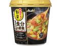 アサヒ おどろき野菜 1食分の野菜 たっぷり野菜のスパイシーキーマカレー カップ22.6g