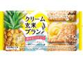 アサヒ クリーム玄米ブラン 爽やかパイン 袋2枚×2