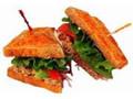 クアアイナ ツナ&アボカド サンドイッチ