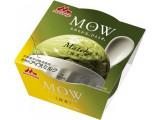 森永 MOW 抹茶 カップ140ml