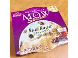 森永 MOW スペシャルラムレーズン バターの香り カップ130ml