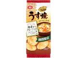 亀田製菓 うす焼グルメ 海老のアヒージョ味 袋75g