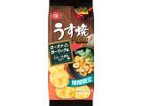亀田製菓 うす焼グルメ ローストガーリック味 袋75g