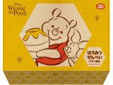亀田製菓 はちみつせんべい バター風味 箱25g×6