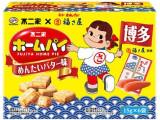 不二家 ホームパイ めんたいバター味 箱15g×6