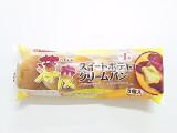 ヤマザキ 薄皮 スイートポテトクリームパン 袋5個