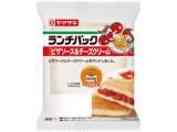 ヤマザキ ランチパック ピザソース&チーズクリーム 袋2個