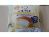 ヤマザキ チーズスフレサンド 3種のチーズ入りクリーム 袋1個