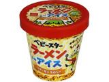 おやつカンパニー ベビースターラーメンonアイス バターキャラメル味 カップ100ml