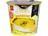おやつカンパニー クリームインスナック パブロのチーズタルト味 カップ36g