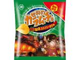 コイケヤ 世界のカラムーチョ 台湾スパイシーのり味 袋55g