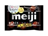 明治 ブラックチョコレート CUBIE 袋38g