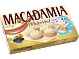 明治 マカダミアチョコレート ホワイトベール 箱9粒
