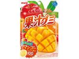 明治 果汁グミ マンゴーミックス 袋47g