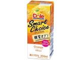 Dole Smart Choice オレンジ パック200ml