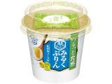 雪印メグミルク 和とミルク つるっと食感みるくぷりん カップ110g