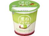 雪印メグミルク 重ねドルチェ frutta マスカット カップ120g