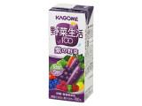 カゴメ 野菜生活100 紫の野菜 パック200ml