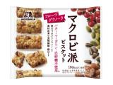 森永製菓 マクロビ派ビスケット フルーツグラノーラ 袋37g