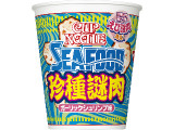 日清食品 カップヌードル シーフードヌードル ガーリックシュリンプ味 カップ72g
