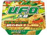 日清食品 日清焼そばU.F.O.大盛 ハラペーニョ香るホワイトチェダーチーズ味焼そば カップ165g