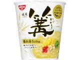 日清食品 名店が認めた本格style 篝 鶏白湯Soba カップ96g