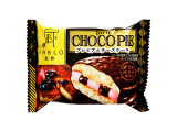 ロッテ チョコパイ PABLO監修 プレミアムチーズケーキダブルベリー仕立て 袋1個