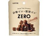 ロッテ ゼロ シュガーフリーチョコレート 袋40g