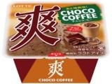 ロッテ 爽 チョココーヒー チョコチップ入り カップ190ml