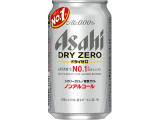 アサヒ ドライゼロ 缶350ml
