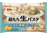 マ・マー 超もち生パスタ 小柱と枝豆の爽爽レモンクリーム 袋270g