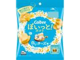 カルビー ぽいっと! 白いチーズ味 袋40g