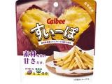 カルビー すいーぽ 鹿児島県産シルクスイート 袋35g