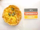 ITS SANDWICH MAGIC さつまいもとかぼちゃのキッシュ