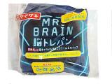 ヤマザキ MR.BRAIN脳トレパン DHA入り塩キャラメルチョコクリーム&ホイップ 袋1個