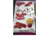 七尾製菓 半生かりんとうドーナツ 紅いも 袋10本