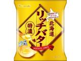 山芳製菓 ポテトチップス 北海道リッチバター味 特濃 袋58g