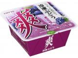 ロッテ 爽 冷凍ぶどう カップ185ml