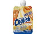 ロッテ クーリッシュ まる搾りオレンジソーダ 140ml