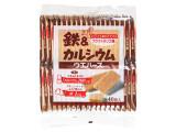 井藤 鉄&カルシウムウエハース 袋40枚