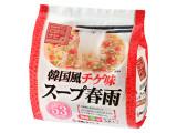 日本ドライフーズ スープ春雨 韓国風チゲ味 袋15.8g×5