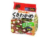 日本ドライフーズ くきわかめスープ 袋4食