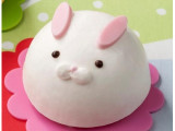 セブン-イレブン うさぎのムースケーキ