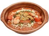 セブン-イレブン スープで食べる!魚介とトマトのパスタ