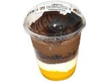 セブン-イレブン 6層仕立てのショコラ&オレンジパフェ