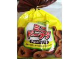 末広製菓 味の逸品 ミニドーナツ チョコバナナ味 袋174g